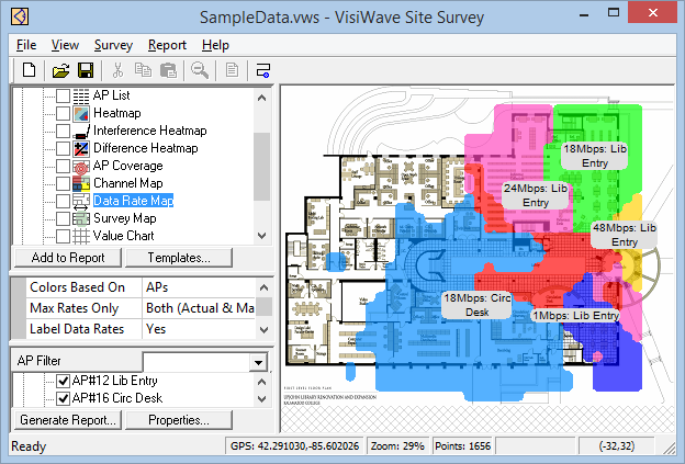 VisiWave | Wi-Fi Site Survey Software for 802 11 a/b/g/n/ac Wireless